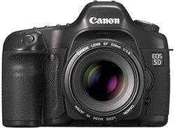Canon EOS 5D объектив