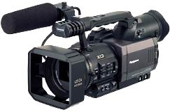 Panasonic AG-DVX-100BE
